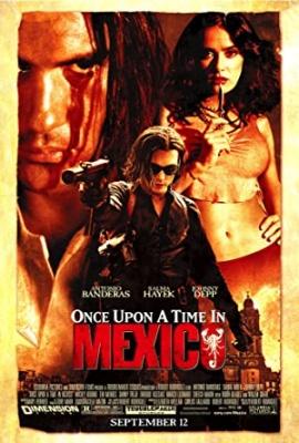Bilo je nekoč v Mehiki - Once Upon a Time in Mexico