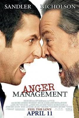 Bes pod kontrolo - Anger Management