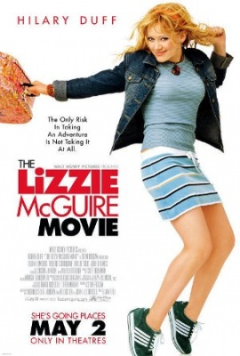 Lizzie bo zvezdnica - The Lizzie McGuire Movie