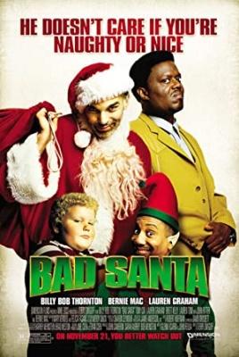 Pokvarjeni Božiček - Bad Santa