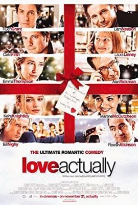 Pravzaprav ljubezen - Love Actually