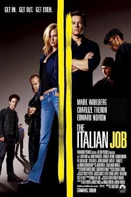 Italijanska misija - The Italian Job