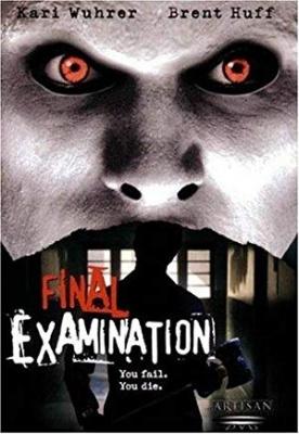 Zadnji izpit - Final Examination