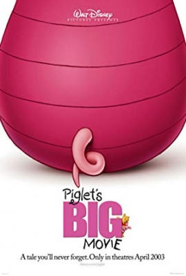 Medvedek Pu in Pujskova velika pustolovščina - Piglet's Big Movie