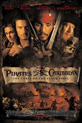 Pirati s Karibov: Prekletstvo črnega bisera - Pirates of the Caribbean: The Curse of the Black Pearl