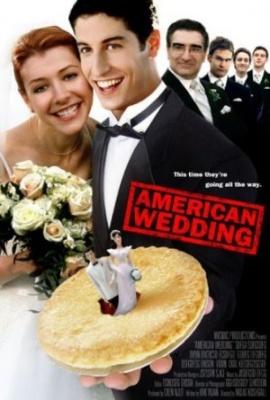 Ameriška pita 3 - American Wedding
