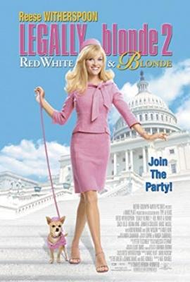 Blondinka s Harvarda 2 - Legally Blonde 2: Red, White & Blonde