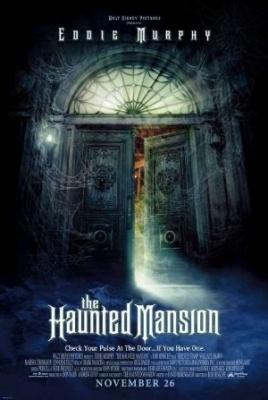 Palača strahov - The Haunted Mansion