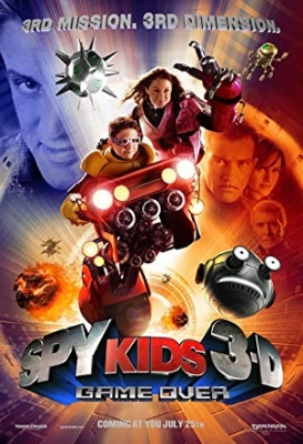 Mali vohuni 3-D: Konec igre - Spy Kids 3-D: Game Over