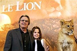 Moj prijatelj lev - Le lion