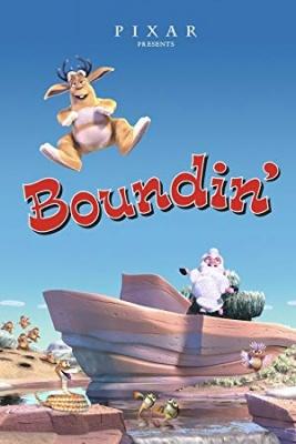 Modri skakač - Boundin'