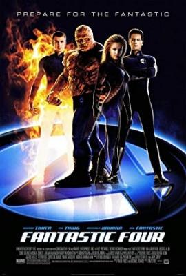 Fantastični štirje, film