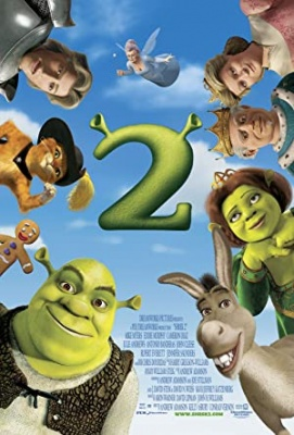 Shrek 2, film