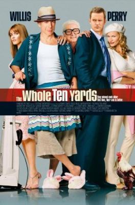 Vrnitev morilca mehkega srca - The Whole Ten Yards