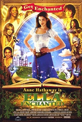 Uročena Ella - Ella Enchanted