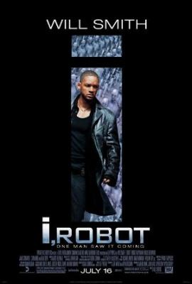 Jaz, robot - I, Robot