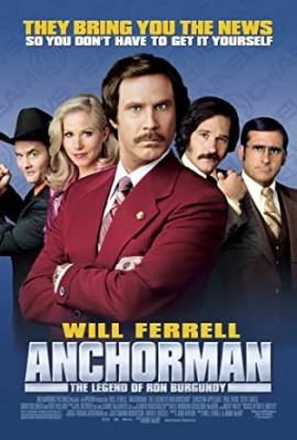 Voditelj vrača udarec - Anchorman: The Legend of Ron Burgundy