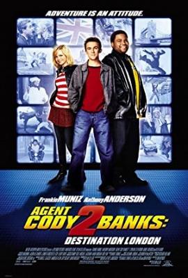Agent Cody Banks 2 - Agent Cody Banks 2: Destination London