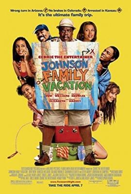 Počitnice družine Johnson - Johnson Family Vacation