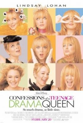 Izpovedi razvajene bejbe - Confessions of a Teenage Drama Queen
