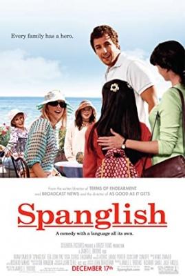 Špangleščina, film