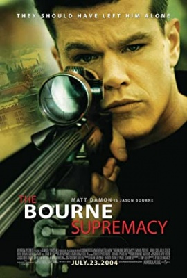 Bournova premoč - The Bourne Supremacy