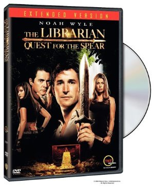 Varuh legende: Boj za kopje - The Librarian: Quest for the Spear