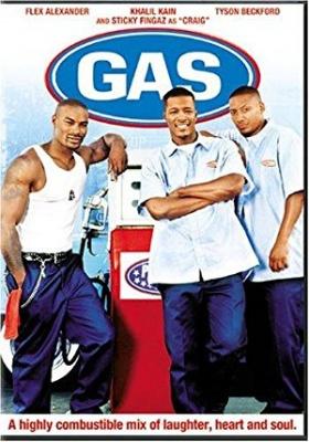 Fantje s črpalke - Gas
