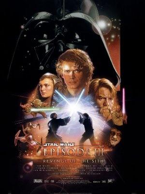 Vojna zvezd: Epizoda III - Maščevanje Sitha - Star Wars: Episode III - Revenge of the Sith