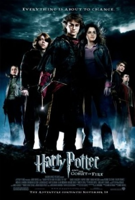 Harry Potter in ognjeni kelih - Harry Potter and the Goblet of Fire