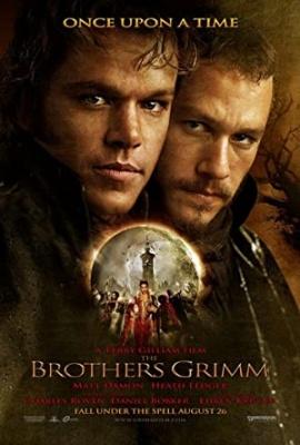 Skrivnost bratov Grimm, film