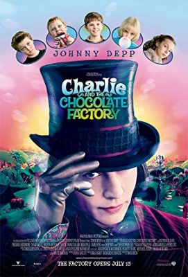 Čarli in tovarna čokolade - Charlie and the Chocolate Factory