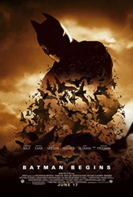 Batman: Na začetku - Batman Begins