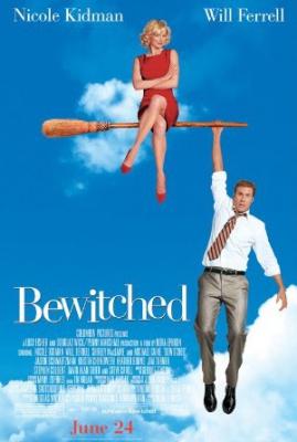 V objemu čarovnice - Bewitched