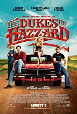 Carja Hazzarda - The Dukes of Hazzard