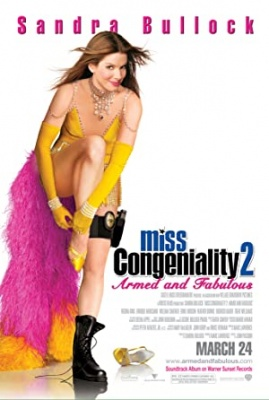 Lepotica pod krinko 2 - Miss Congeniality 2: Armed and Fabulous