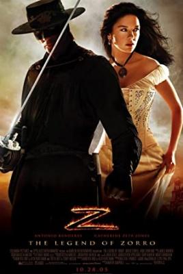 Legenda o Zorru - The Legend of Zorro
