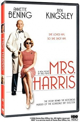 Gospa Harris - Mrs. Harris