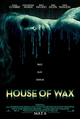 Hiša voščenih figur - House of Wax