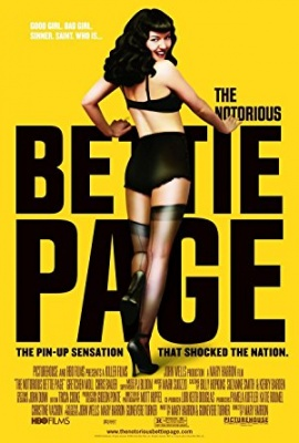 Zloglasna Bettie Page - The Notorious Bettie Page