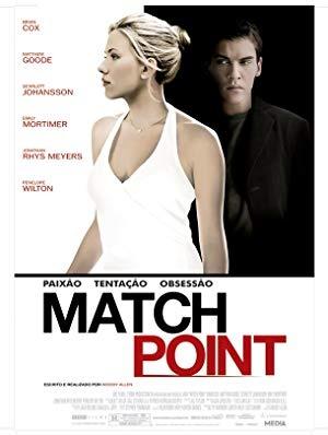 Zadnji udarec - Match Point