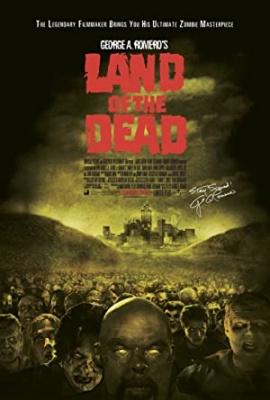Dežela živih mrtvecev - Land of the Dead