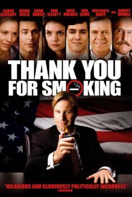 Hvala, ker kadite - Thank You for Smoking