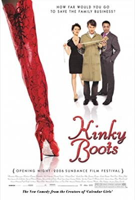 Zapeljivi čevlji - Kinky Boots