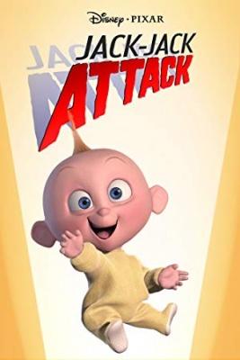Jakec Neverjetni - Jack-Jack Attack