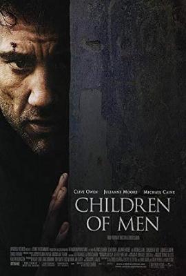 Otroci človeštva - Children of Men