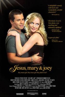 Jezus, Marija in Joey - Jesus, Mary and Joey