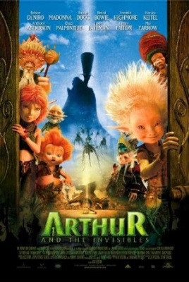 Artur in Minimojčki - Arthur and the Invisibles