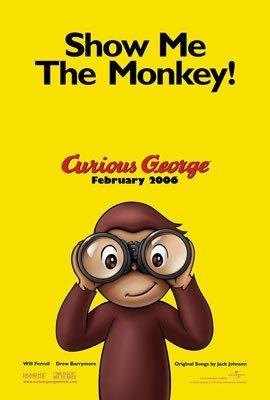 Radovedni George - Curious George