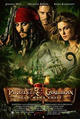 Pirati s Karibov: Mrtvečeva skrinja - Pirates of the Caribbean: Dead Man's Chest